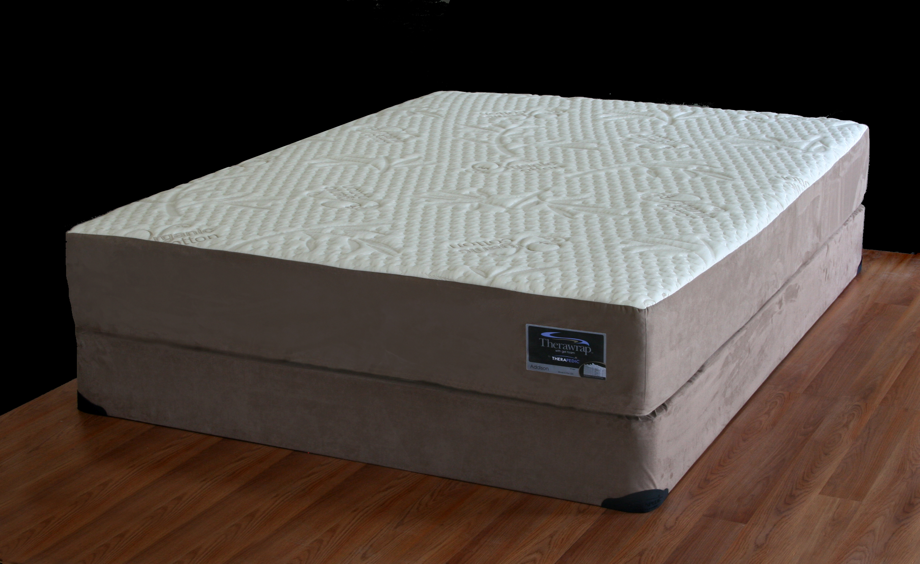 olivia hybrid cool gel memory foam plush mattress 805 mattresses
