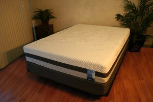 riverview mattress gel memory foam smooth top