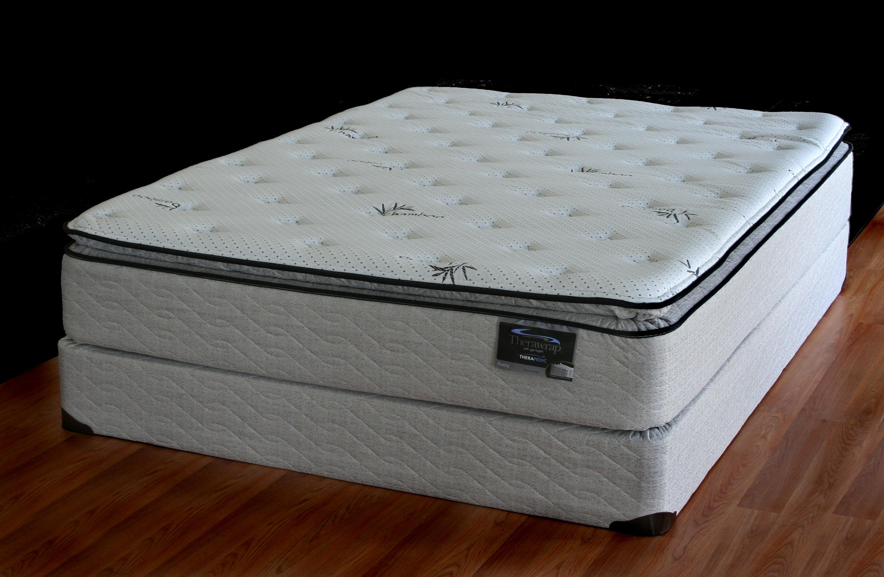 Avery Cool Gel Pillow Top 805 Mattresses