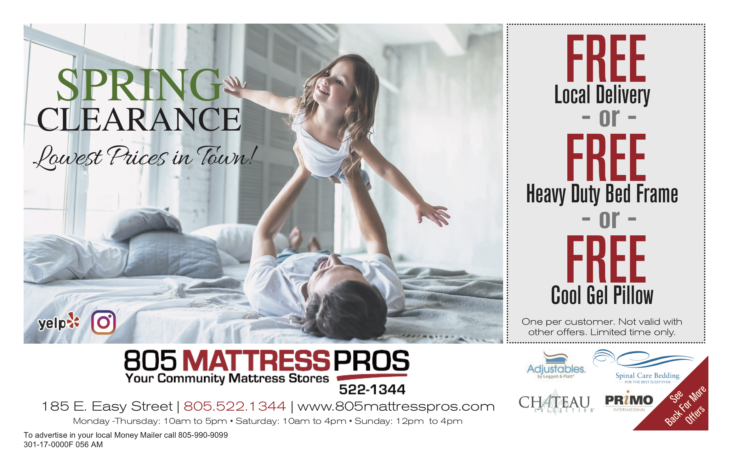 discount mattress store simi valley